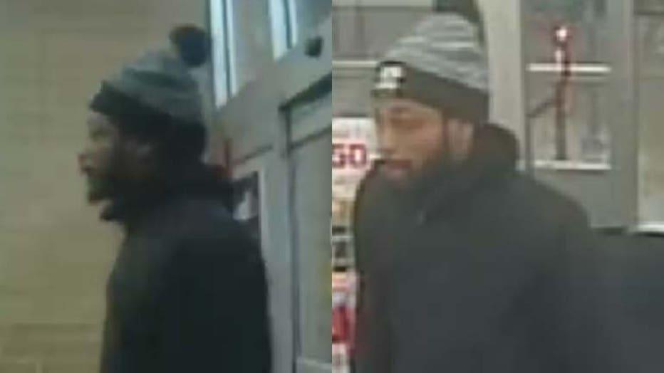Menomonee Falls Walgreens theft suspect