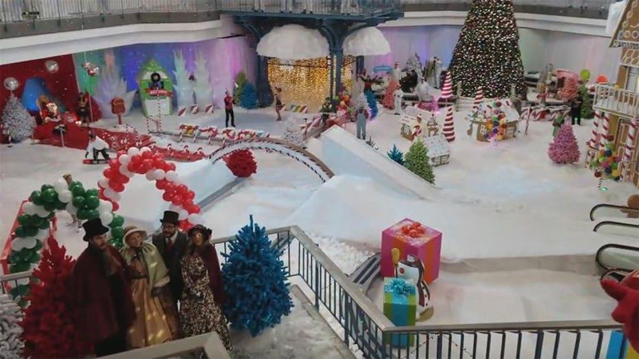 Casey Neistat's surprise at Northridge Mall
