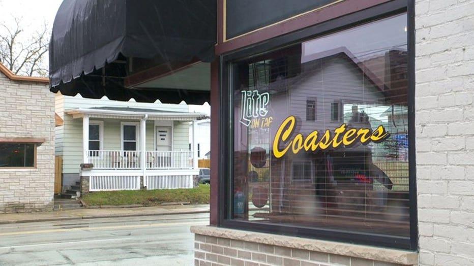 Coasters Pub & Grill