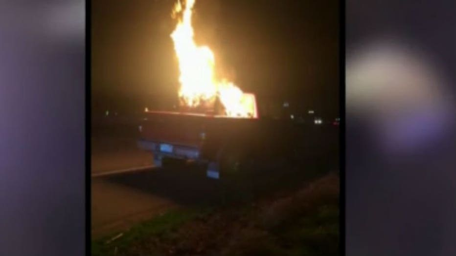 Truck catches on fire after Tonka truck purchased from Toys 'R Us