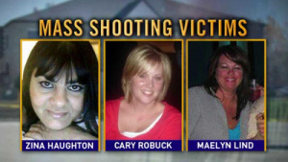 Azana Salon & Spa shooting victims