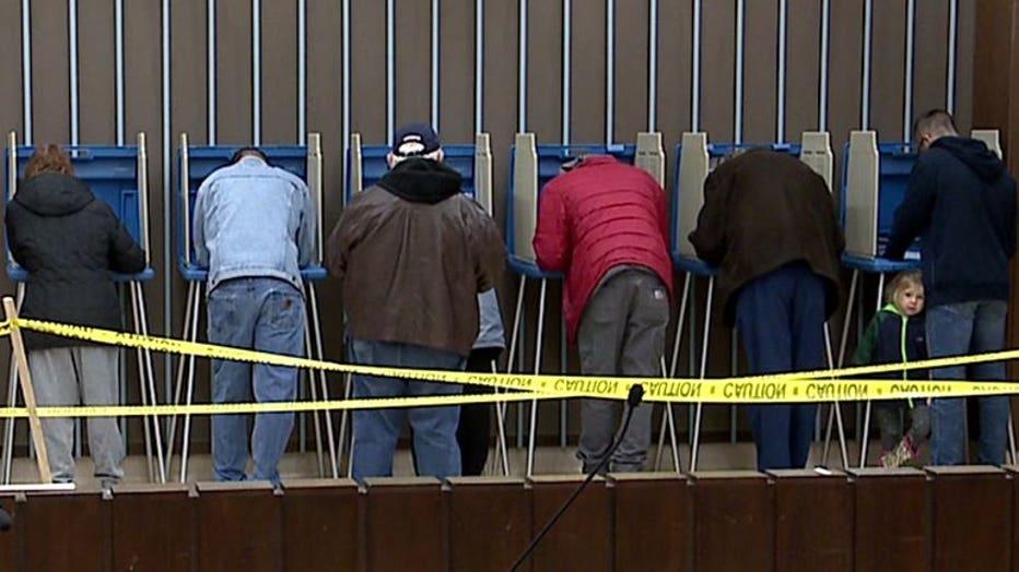 Voting in Waukesha County