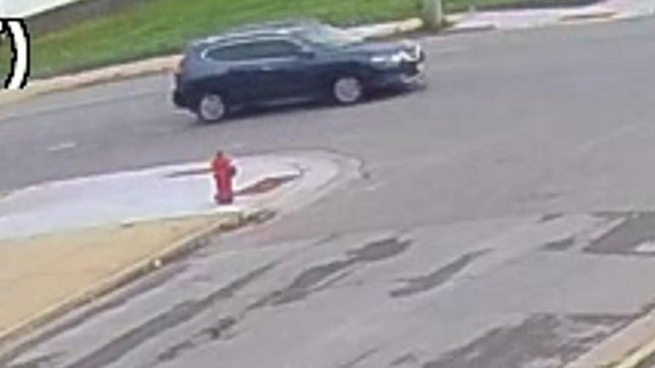 SUV sought by MPD after hit-and-run crash at 22nd and Center