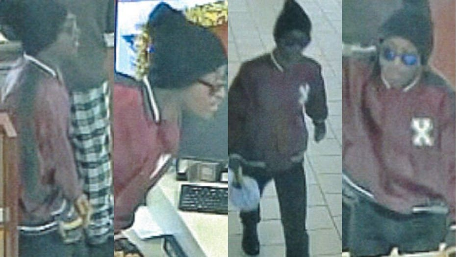 St. Francis Associated Bank robbery