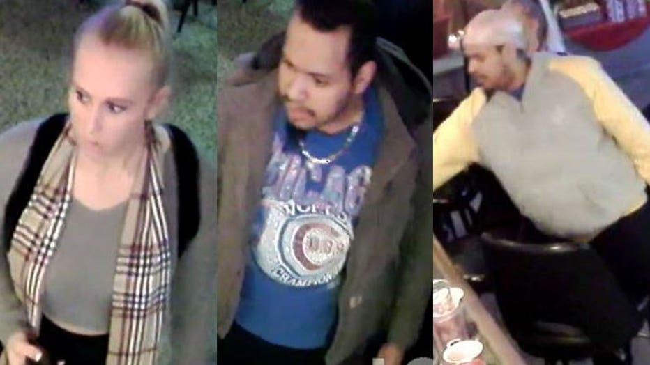 West Allis police seek 3 wanted in shots fired incident outside Alibi Bar