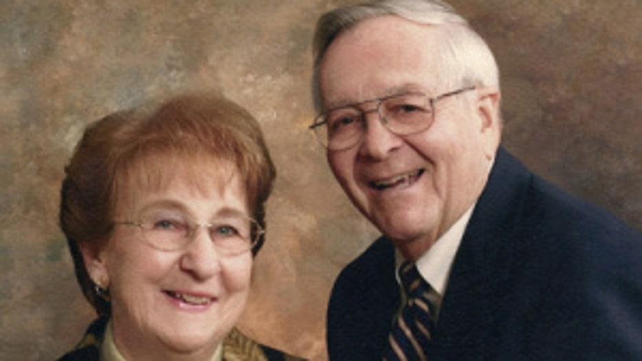 Helen & John Collins