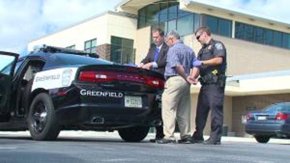 arrested by Greenfield Police 2