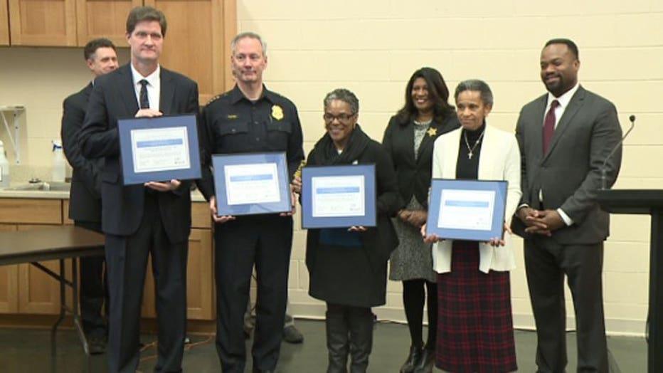 MetLife Foundation Community- Police Partnership Awards