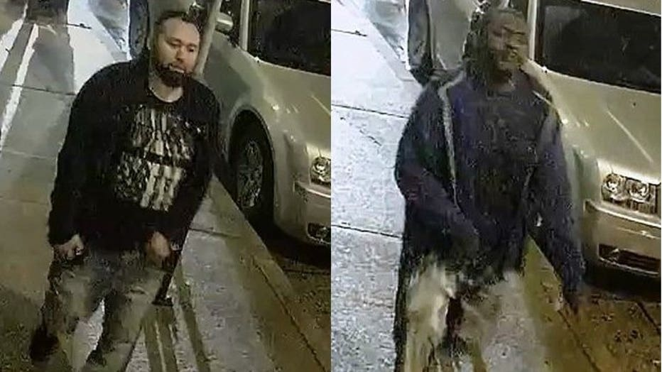 MPD searches for these two men in shooting incident