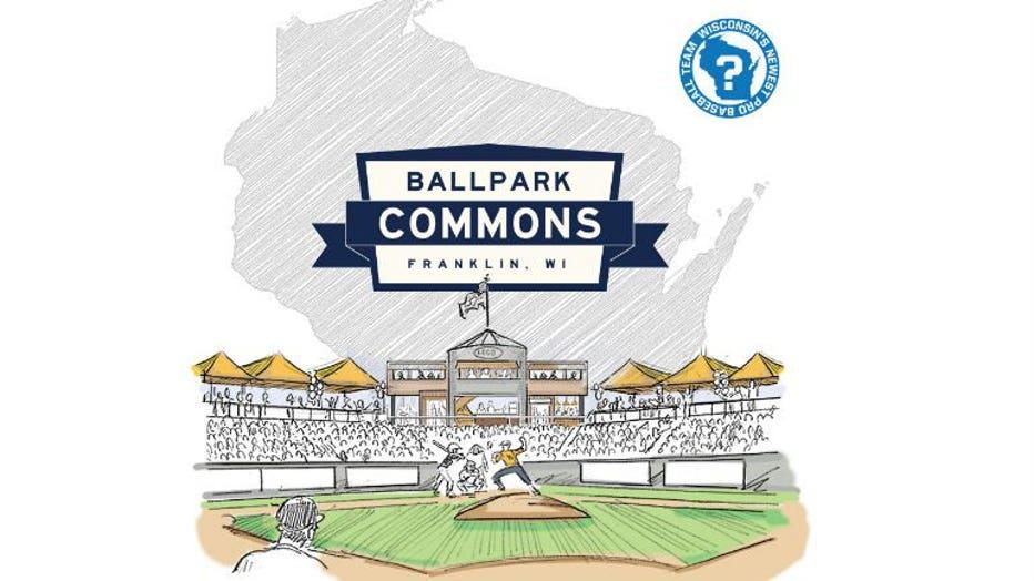 Ballpark Commons baseball