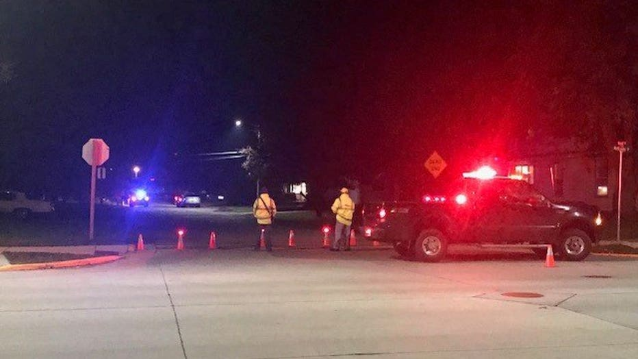 Officer-involved shooting in Beaver Dam