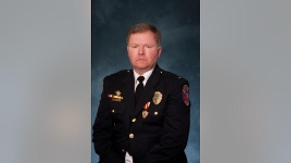 Oak Creek Police Lt. Brian Murphy