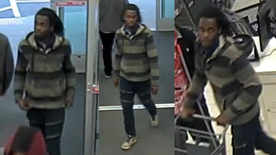 Brookfield theft suspect
