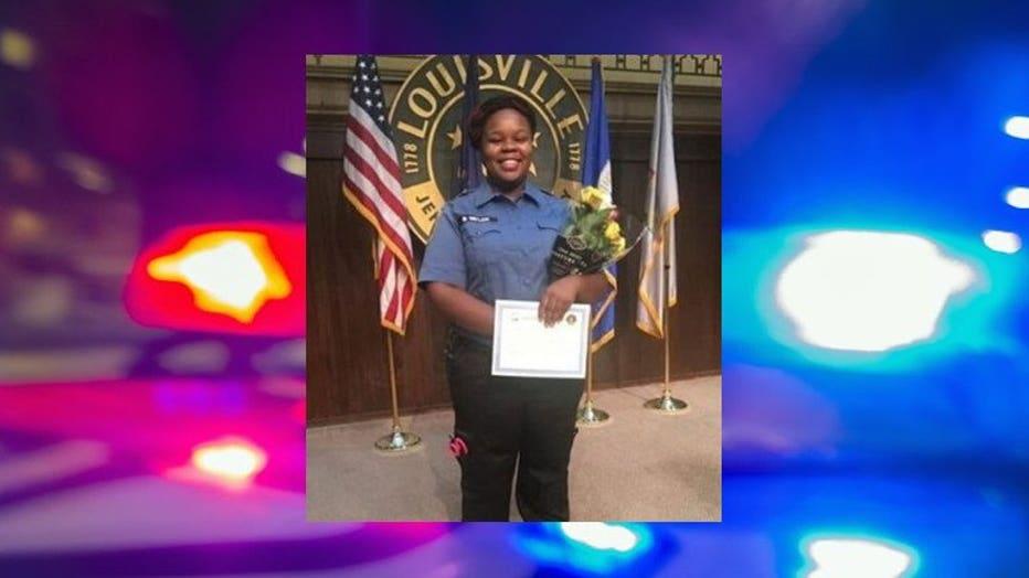 Fbi Breonna Taylor Case Top Priority In Louisville Office