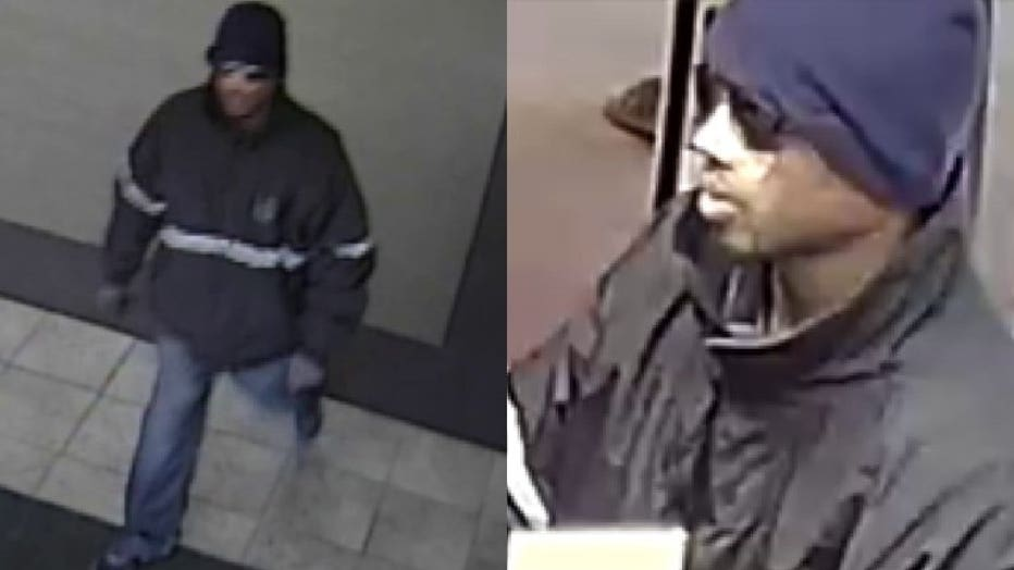 Robbery suspect 60th and Capitol, Milwaukee