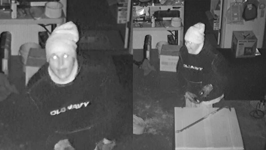 Muskego burglary