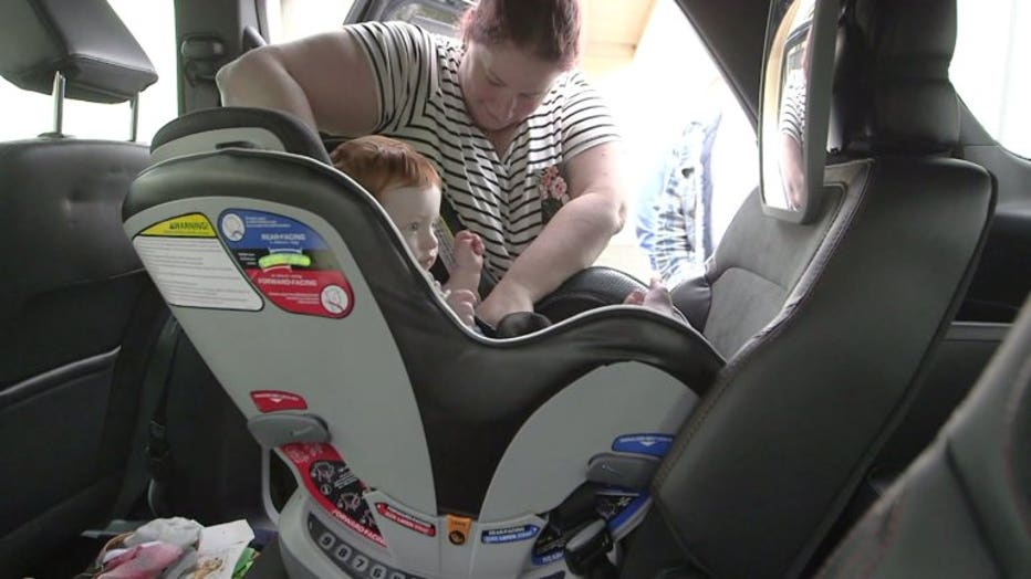 Take Care With Used Car Seats