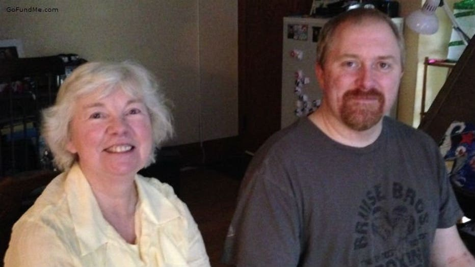 Timothy Snyder released from the hospital (PHOTO: GoFundMe.com)