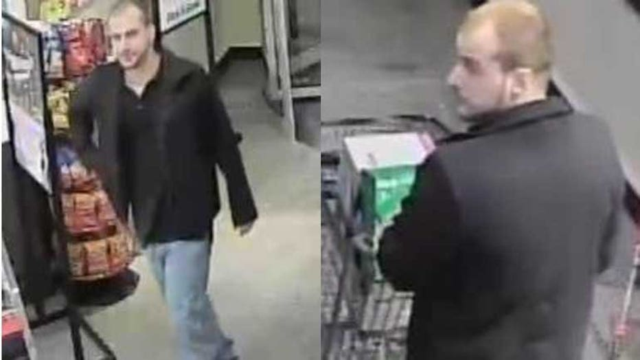 Police seek suspect who stole KitchenAid stand mixer from Pick 'n Save