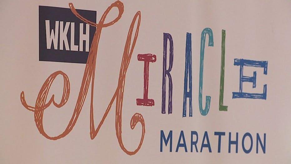 WKLH Miracle Marathon