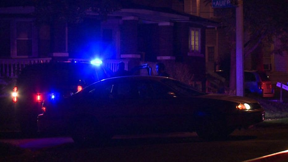 Shooting incident near 24th and Auer in Milwaukee