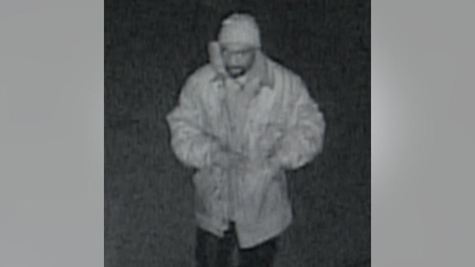 Daycare van theft surveillance