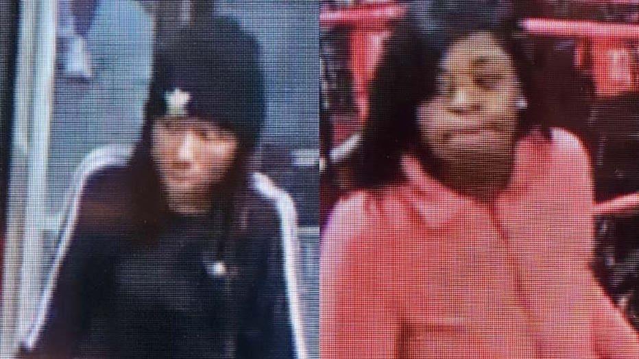 Police seek women who stole merchandise from TJ Maxx in Menomonee Falls