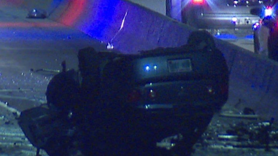 Fatal crash on I-43 NB near Chase Avenue