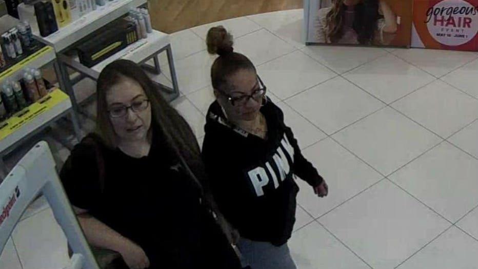 Ulta Beauty retail theft suspects