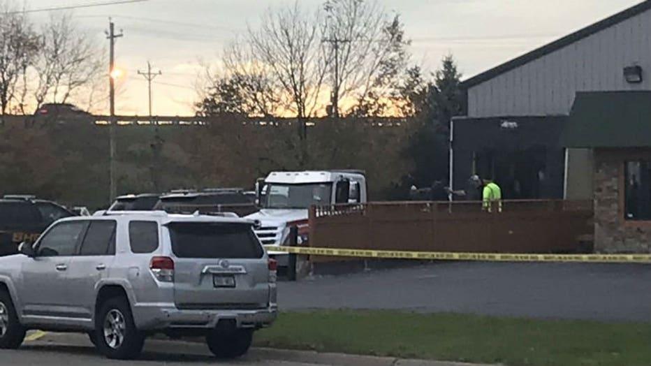 Officer-involved shooting in Elkhorn