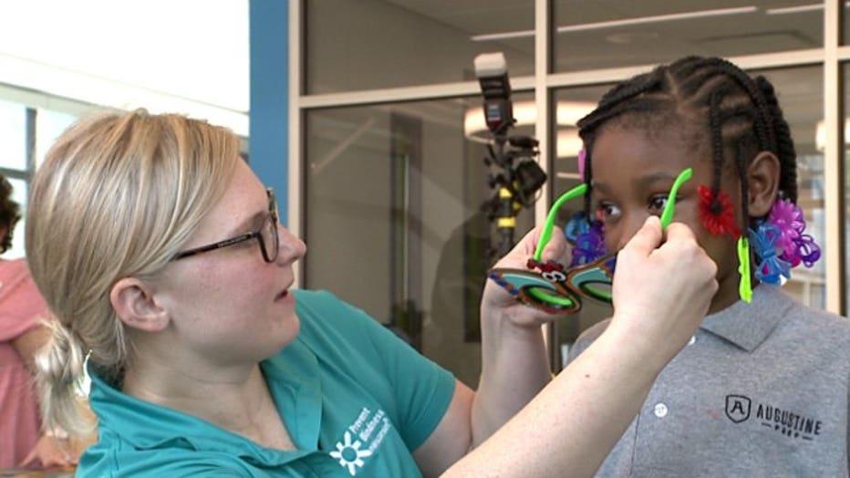Children in Milwaukee to Receive Free Eye Screenings