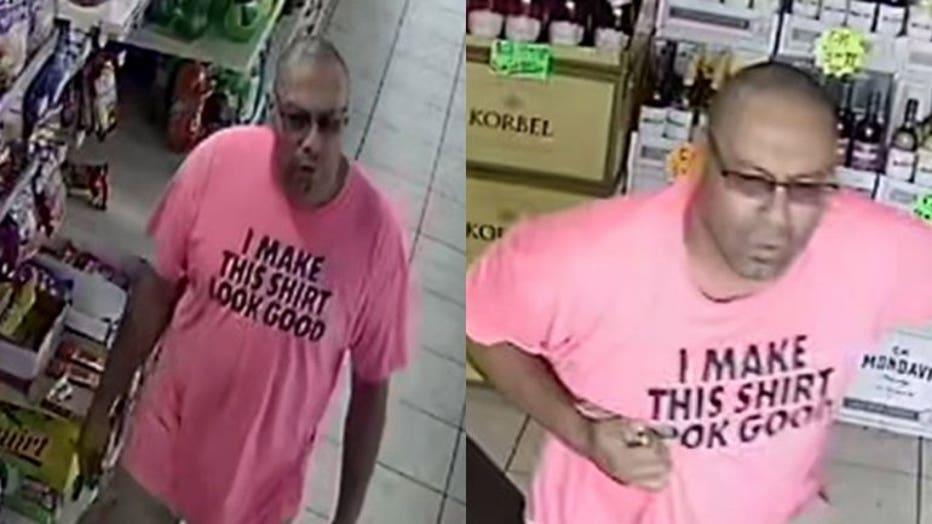 West Milwaukee robbery suspect