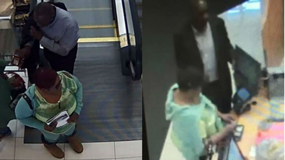 Recognize them? Brookfield police seek man, woman accused of stealing wallets from elderly women