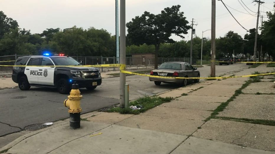 Fatal shooting near 30th and Vine