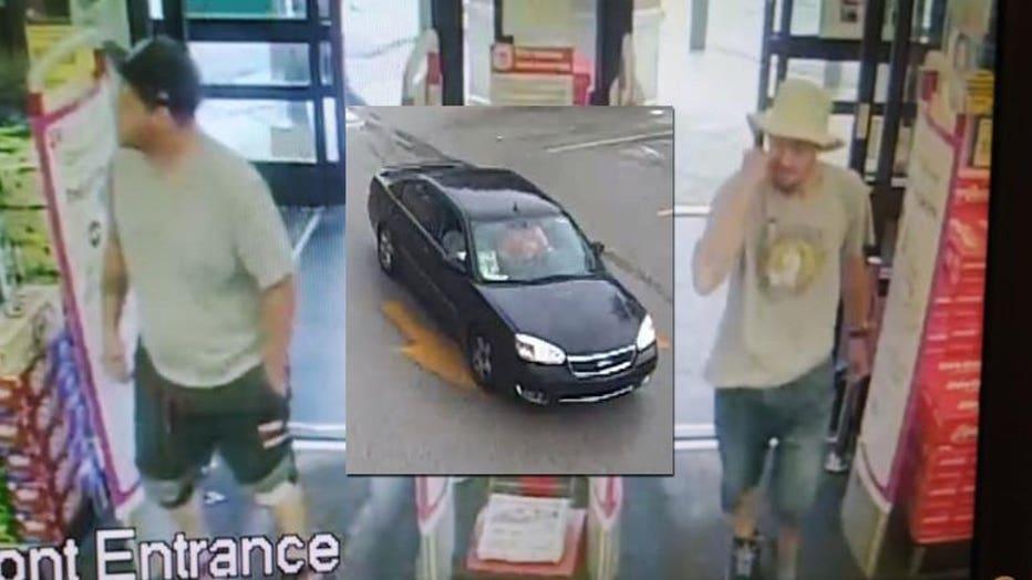Cedarburg theft suspects
