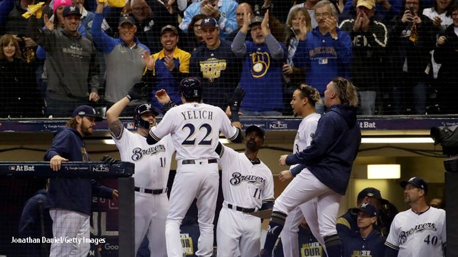 Milwaukee Brewers (Getty Images)