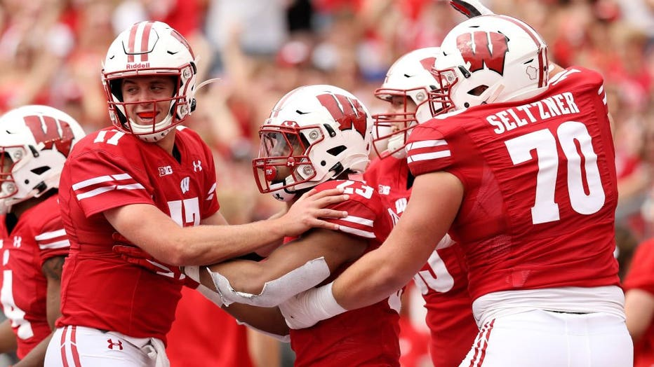 Wisconsin Badgers (Getty Images)