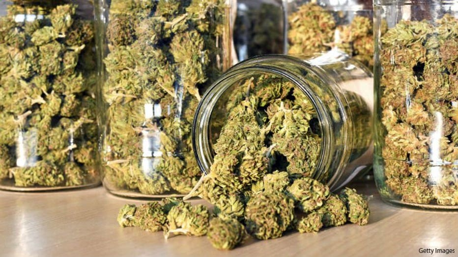 GettyImages-886010078 Marijuana, pot, cannabis
