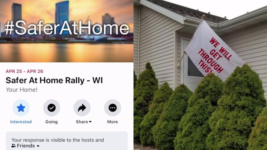 HJF virtual safer at home rally