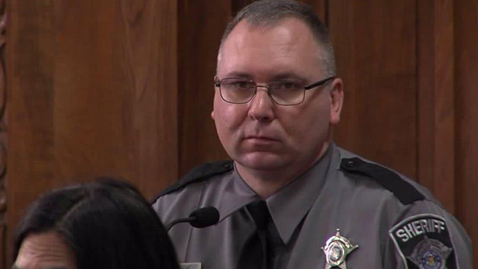 Corrections Officer Thomas Lane