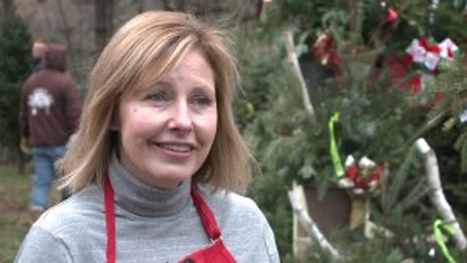 West Bend Christmas tree farm holding fundraiser for boy ...