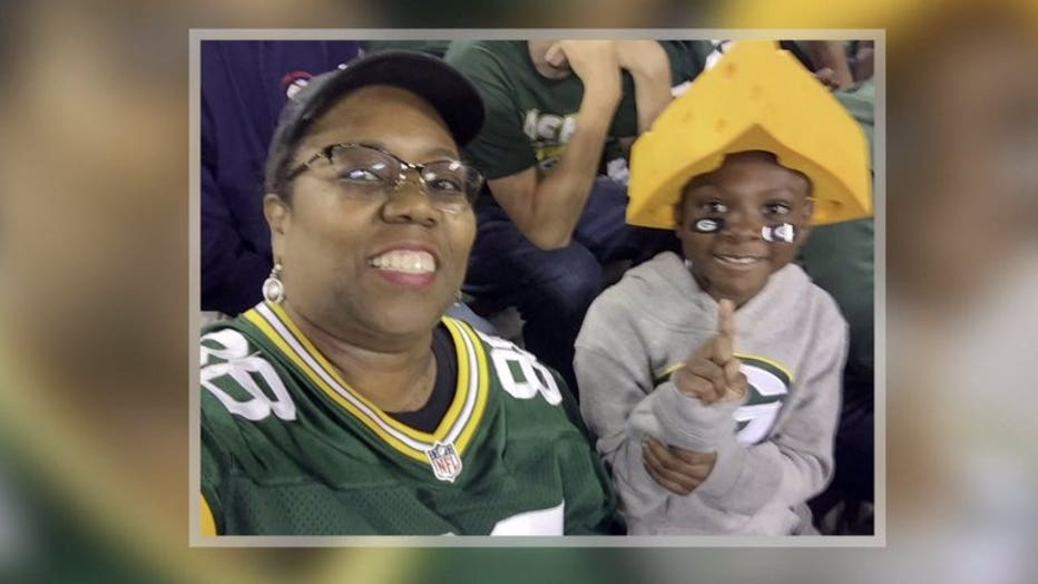Ty Montgomery's mother, foster brothers pushed the NFL ...