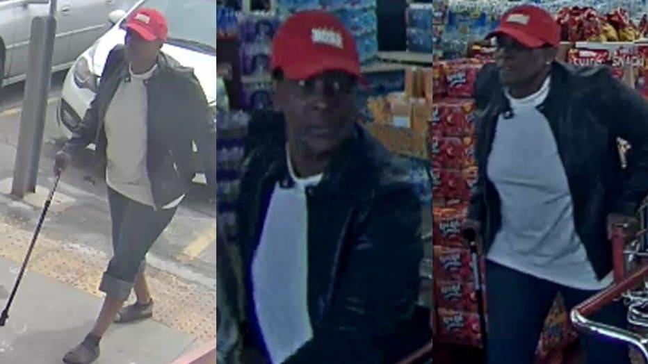 Menomonee Falls theft suspect