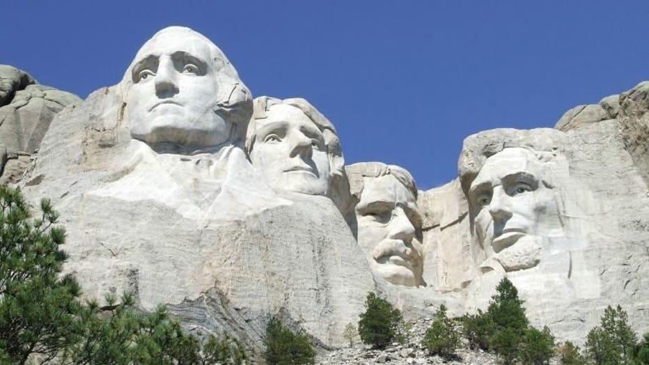 Mount Rushmore National Memorial (National Park Service)