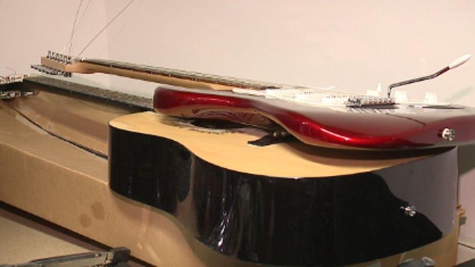 Golda Meir instrument drive