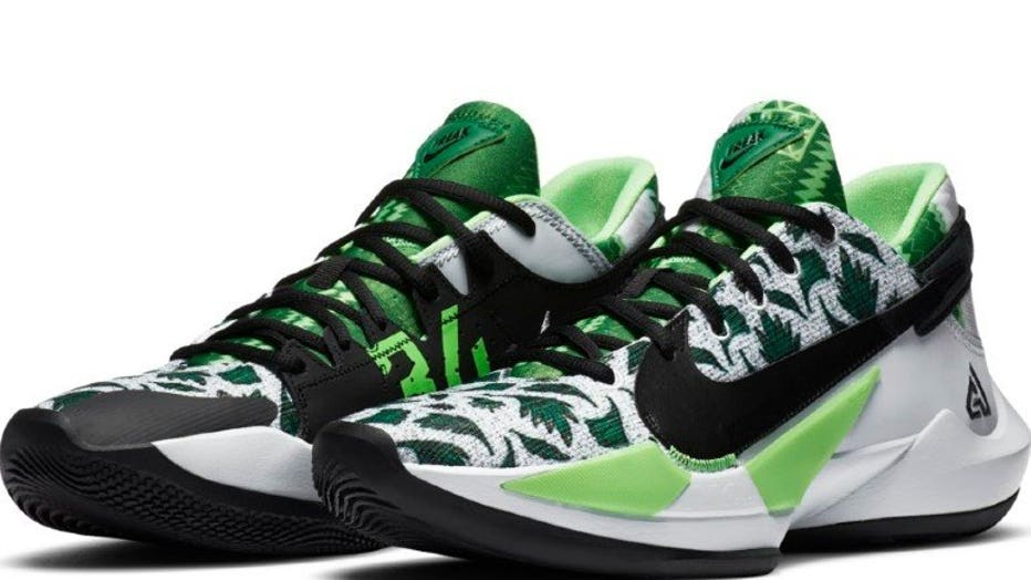 nike giannis shoes