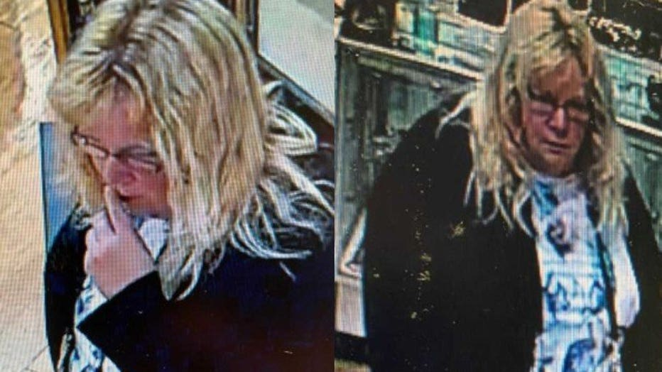 Fort Atkinson police need help identifying theft suspect