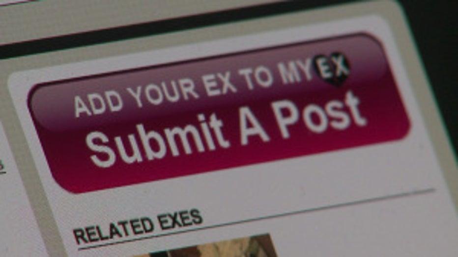 Websites your ex