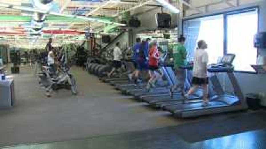 QuadMed workout facility