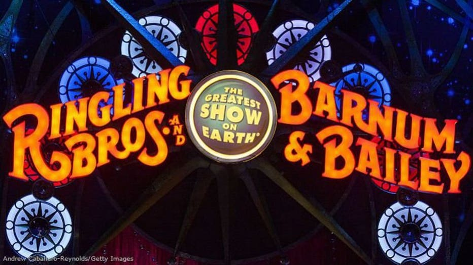 Ringling Brothers and Barnum & Bailey Circus